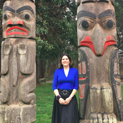 Jennifer Ward is an Educational Developer in the Centre for Teaching and Learning and a doctoral student within the Faculty of Native Studies at the University of Alberta